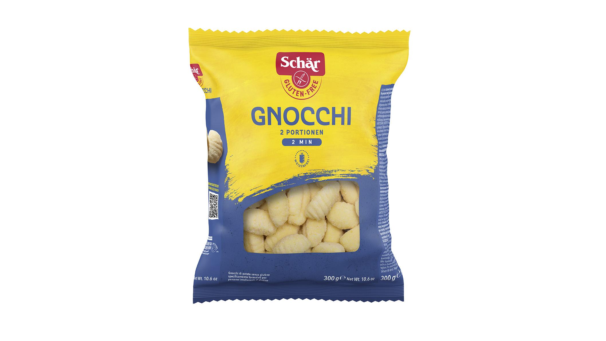 Gnocchi - Burgonyás nudli