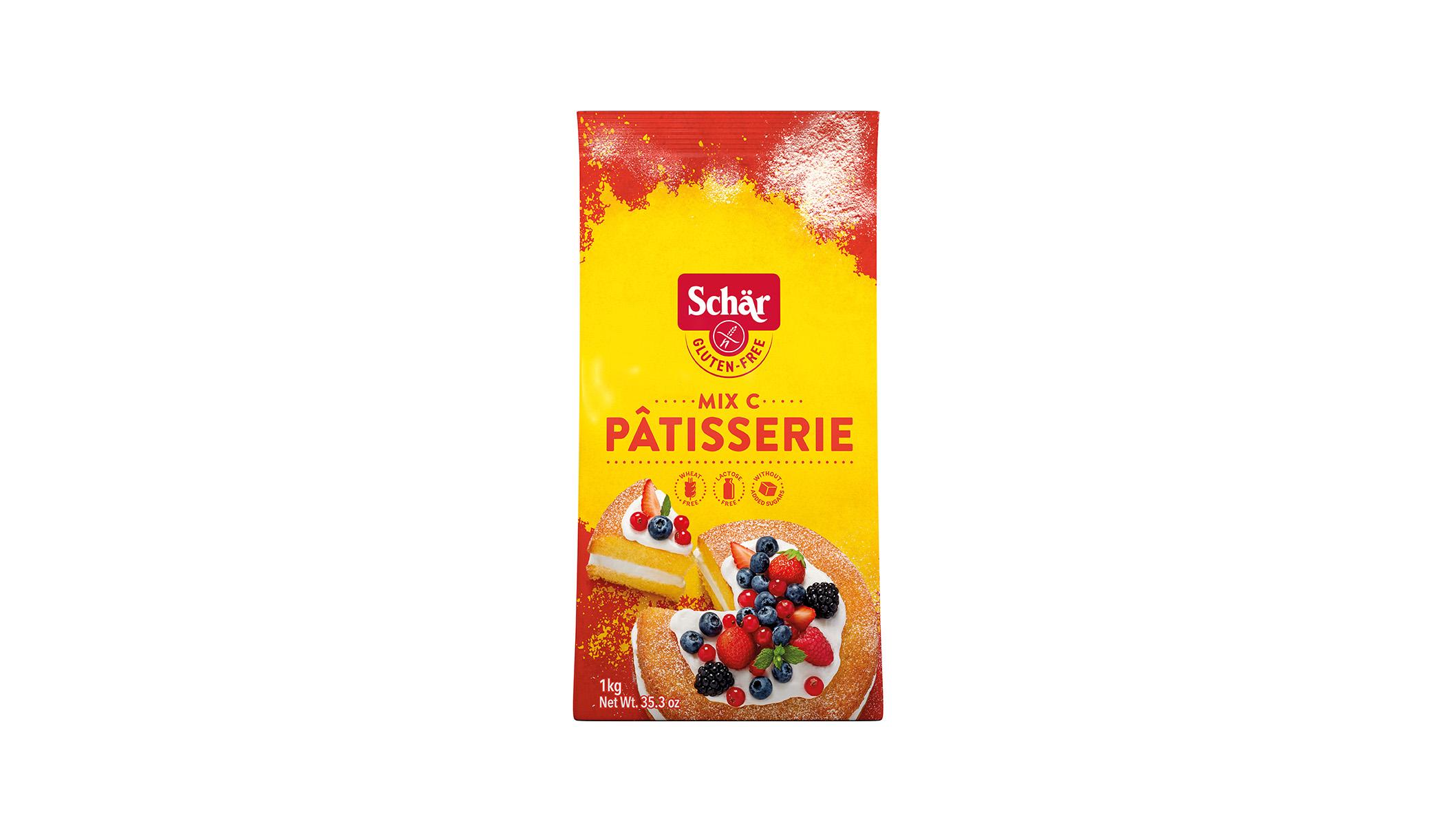 Mix C - Mix Pâtisserie - lisztkeverék