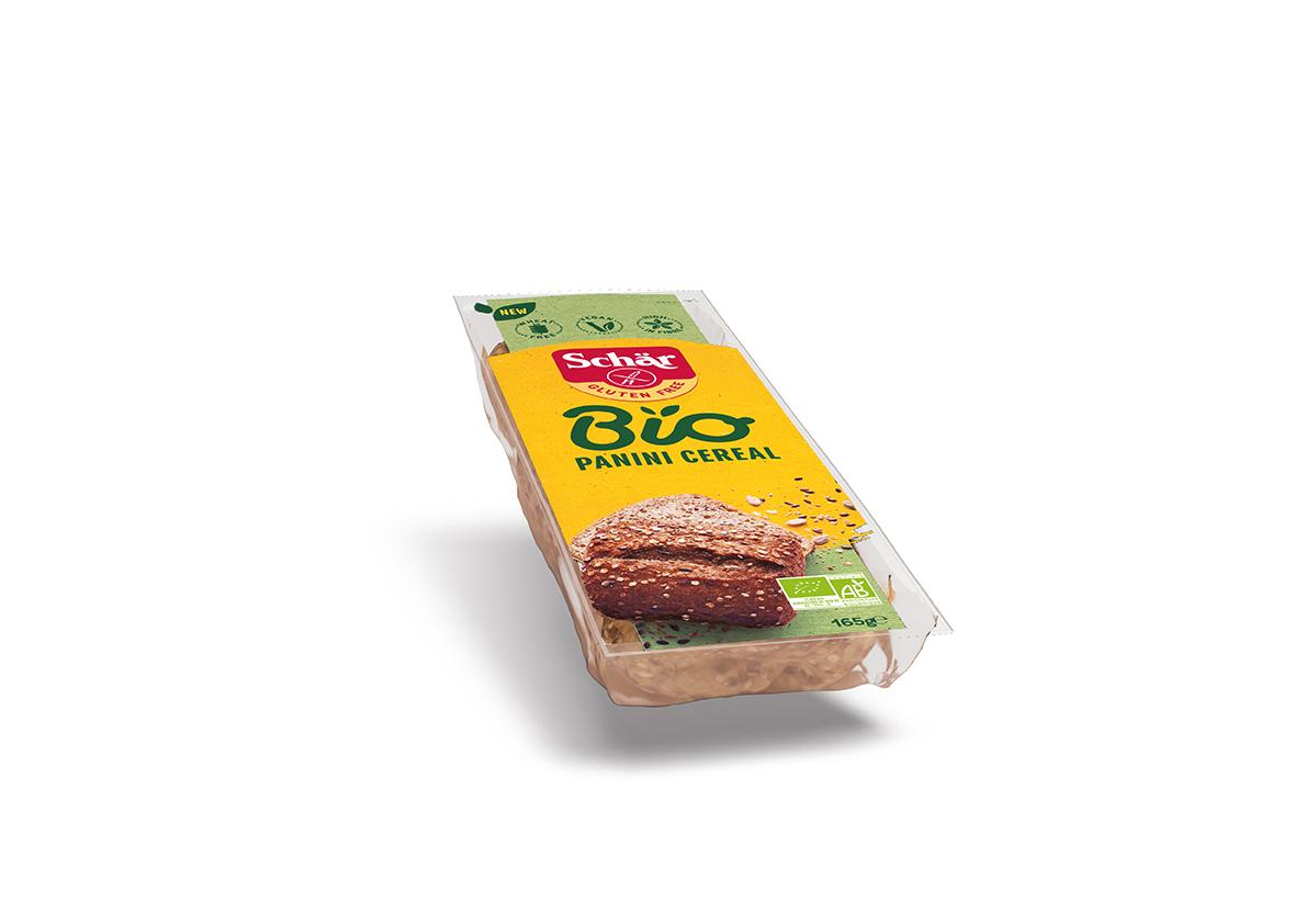 BIO Panini Cereal - Töbmagvas zsemle