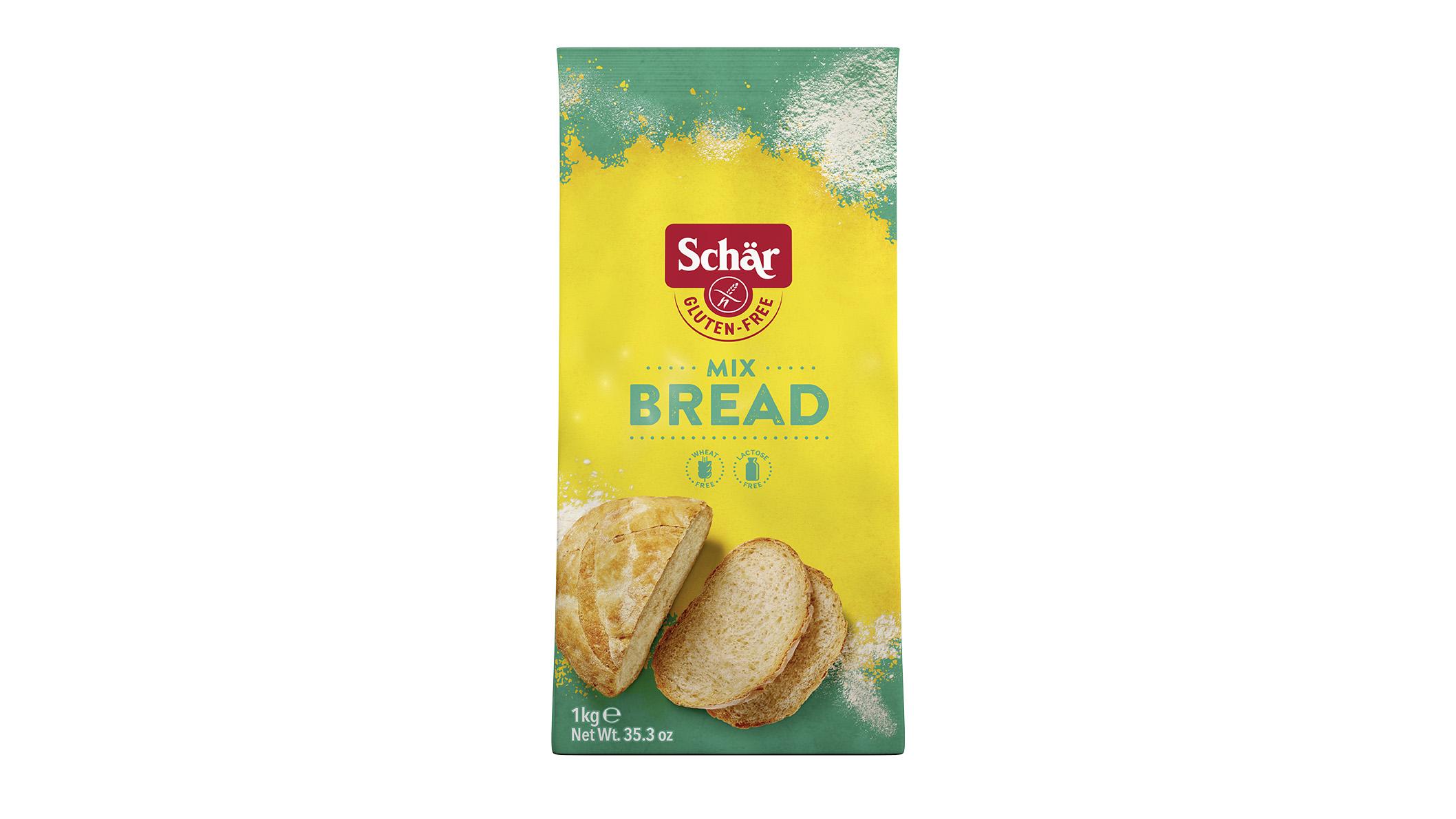 Mix B - Bread-Mix-  kenyérliszt