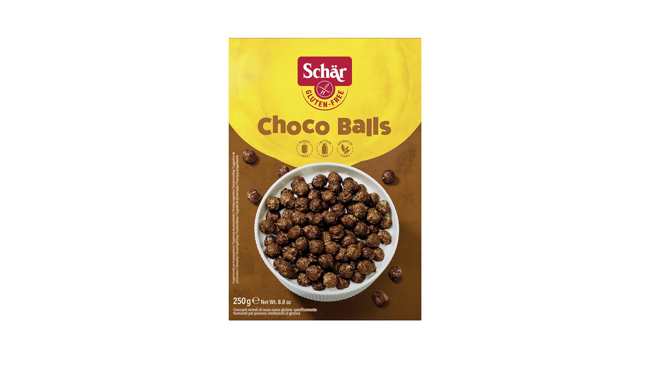 Choco Balls - Pops gabonapehely