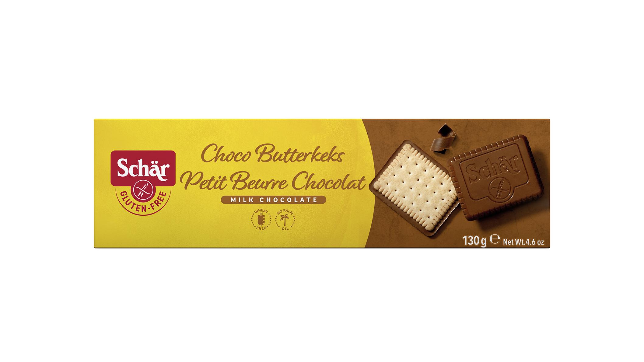 Choco Butterkeks - Petit al Cioccolato