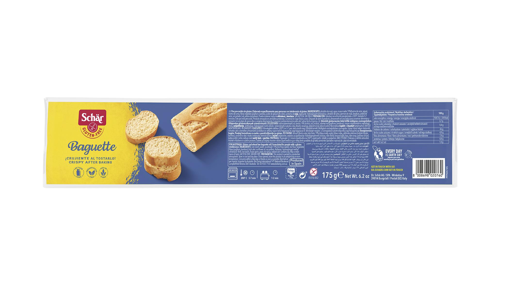 Baguette - Bagett