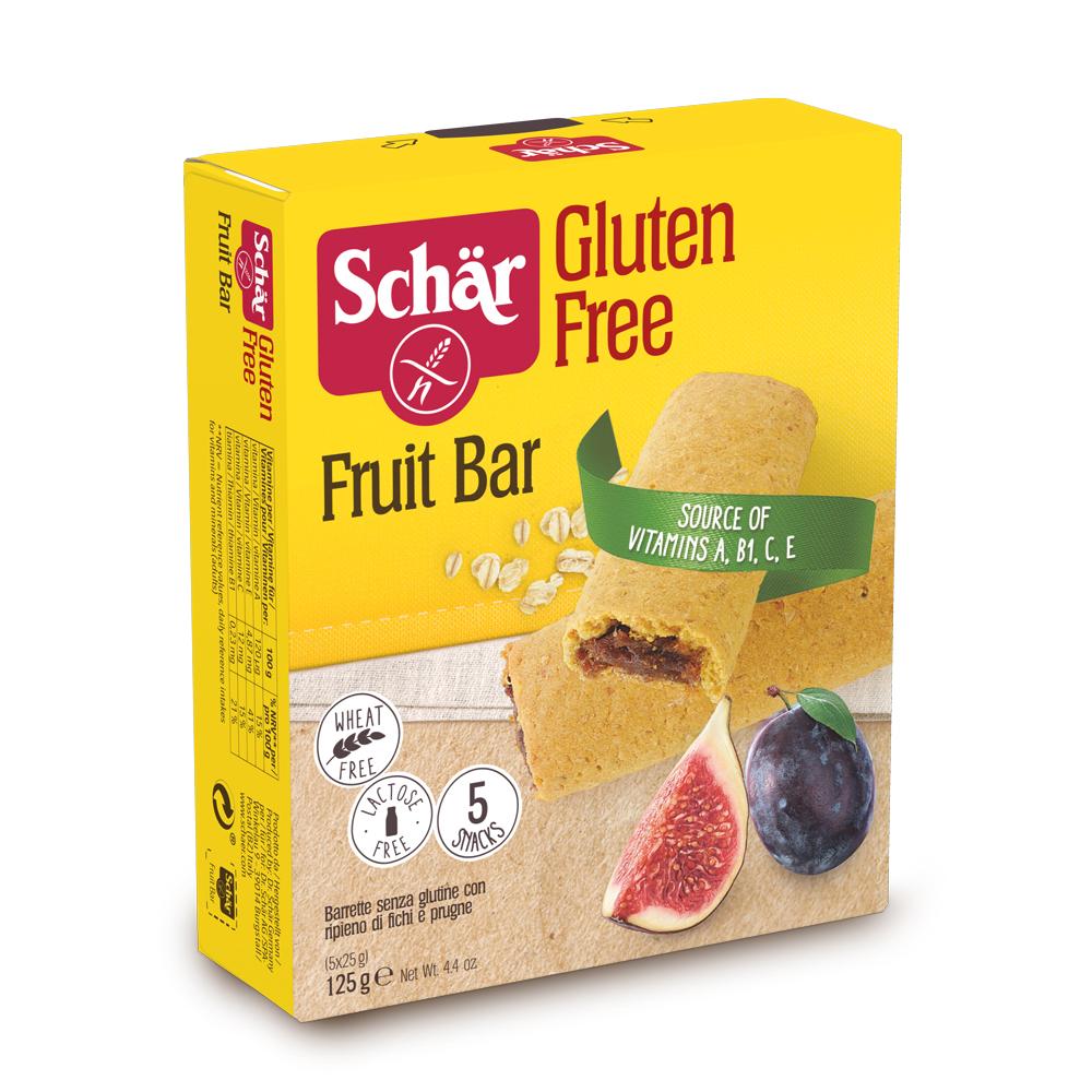 Fruit Bar - Keksz gyümölcs töltelékkel