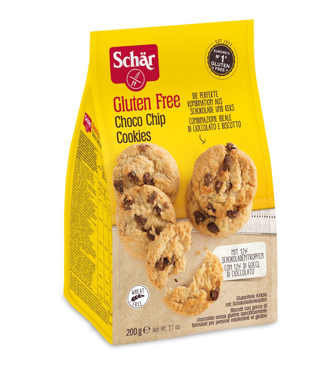 Choco Chip Cookies - Csokidarabos keksz 200g